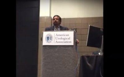 Presentation at American Urological Association (AUA) 2015 Annual Meeting.