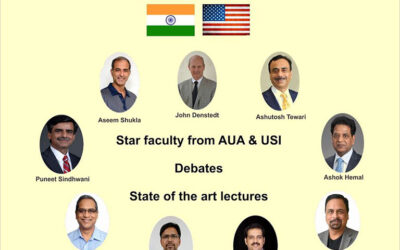 State of the Art Lecture at the Urological Society of India- American Urological Association Joint Session, Bhubaneswar, India January 2019