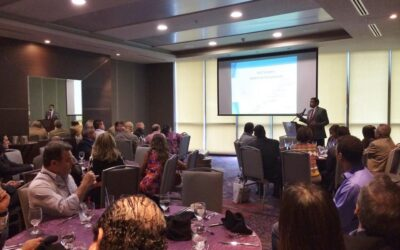 Speaking at the Panama Urological Association Annual Meeting, Panama