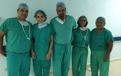 Preceptoring in PANAMA – Artificial Urinary Sphincter AMS 800, September 8, 2014