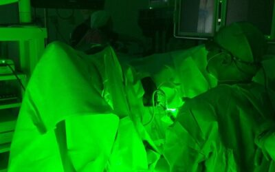 Proctoring on AMS Greenlight laser for BPH in Mexico City, August 22nd – 23rd, 2014