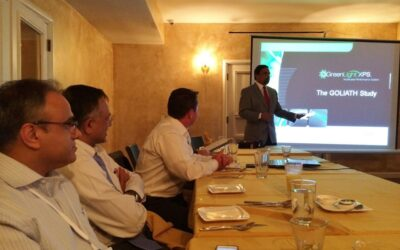 Speaker at the Indian American Urological Association Board Meeting on Greenlight Laser.