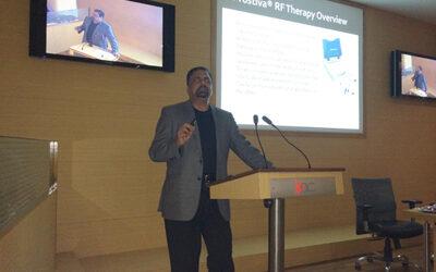 "VV Desai Visiting Professorship Lecture, Jayaramdas Patel Academic Center, Nadiad, India, February 2, 2015: ""Minimally Invasive options for BPH"""